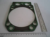 Прокладка головки блока КАМАЗ(зеленый силикон), фото 1