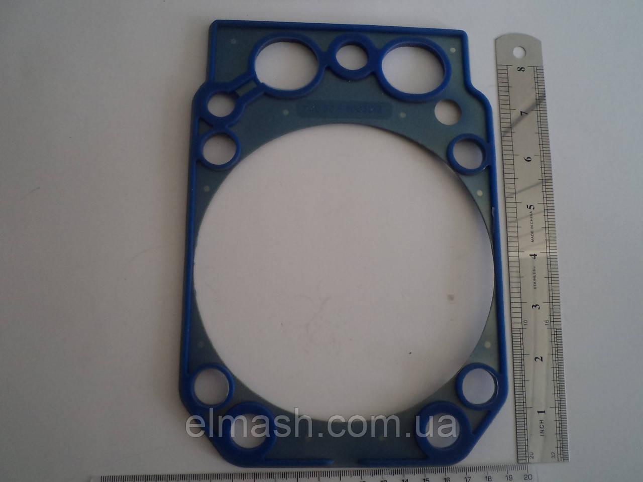 Прокладка головки блока КАМАЗ(синий силикон)