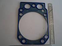 Прокладка головки блока КАМАЗ(синий силикон), фото 1