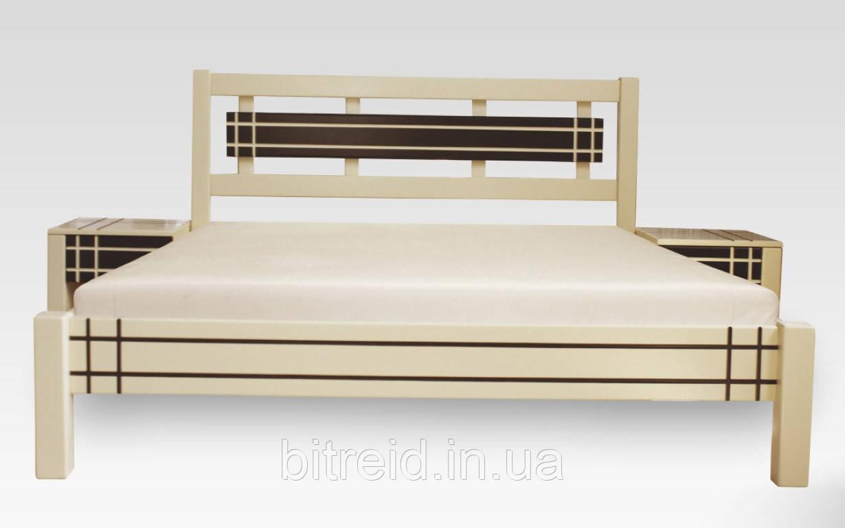 Двоспальне ліжко Олівія