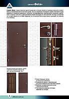 Входные двери BETA