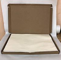 Силиконизированная бумага для выпечки в листах 420х600 мм (упаковка 500 шт.)