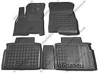 Полиуретановые коврики в салон ВАЗ Largus 5мест, 5шт. (Avto-Gumm)