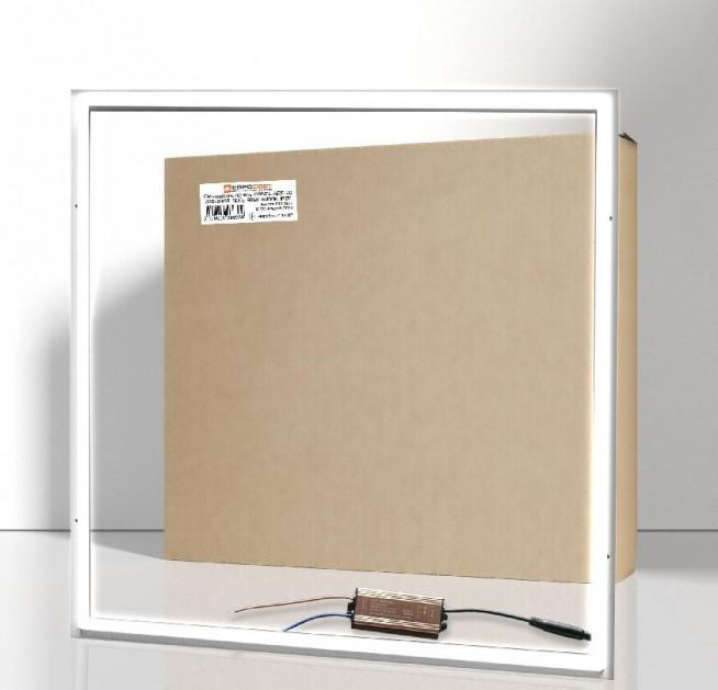 Светильник светодиодная панель EVROLIGHT PANEL-ART-50 6400K 4000Лм (000041073)