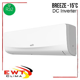 Кондиционер EWT Clima S-070SDI-HRFN8 Breeze DC Inverter -15°С инверторный класс А++ до 20 м2