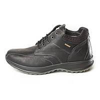 Термо ботинки кожаные, мужские Grisport active 8657oV.2G Италия,  гриспорт, непромокаемые, зимние