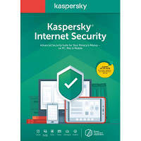 Антивирус Kaspersky Internet Security Multi-Device 2020 1 ПК 1 год Renewal Card (5056244903299)