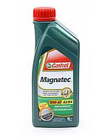 Масло моторное полусинтетическое CASTROL MAGNATEC 10W-40 A3/B4 1L