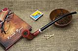 Курительная трубка с длинным мундштуком KAF235 Churchwarden прямоток, фото 5