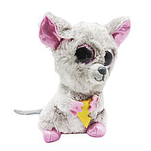 Мягкая игрушка Глазастик  Мышка