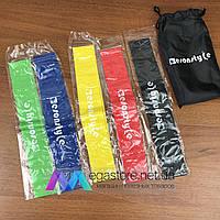 Резинки для фитнеса тренировок Esonstyle эластичная лента резина ленточный эспандер ног занятий спортом набор