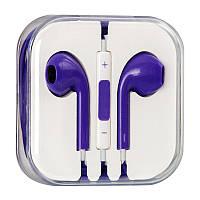 HF Copy iPhone 5 Purple с регулятором громкости