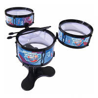 Музыкальная игрушка Simba Барабанная установка 37 см (6838996)