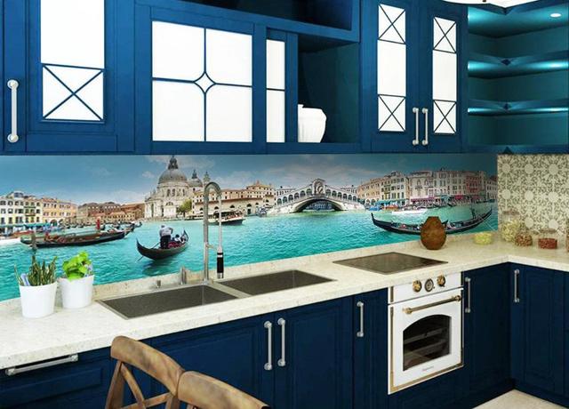 Моря, реки, океаны (кухонные фартуки)