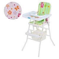 Детский стульчик для кормления HB 303-1