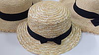Шляпа соломенная SC03, фото 1