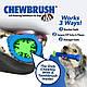 Собачья кость щетка для зубов, Chewbrush, косточка для чистки зубов собак, фото 4