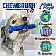 Собачья кость щетка для зубов, Chewbrush, косточка для чистки зубов собак, фото 5