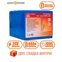 Аккумулятор для ибп железо-фосфатный LP LiFePo-4 24V - 60 Ah