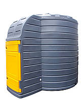 Резервуар для мини АЗС Swimer 10000л(емкость, бочка) для дизельного топлива, керосина, масел, AdBlue