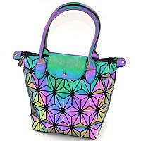 Женская вечерняя сумка Bao Bao (реальные фото)
