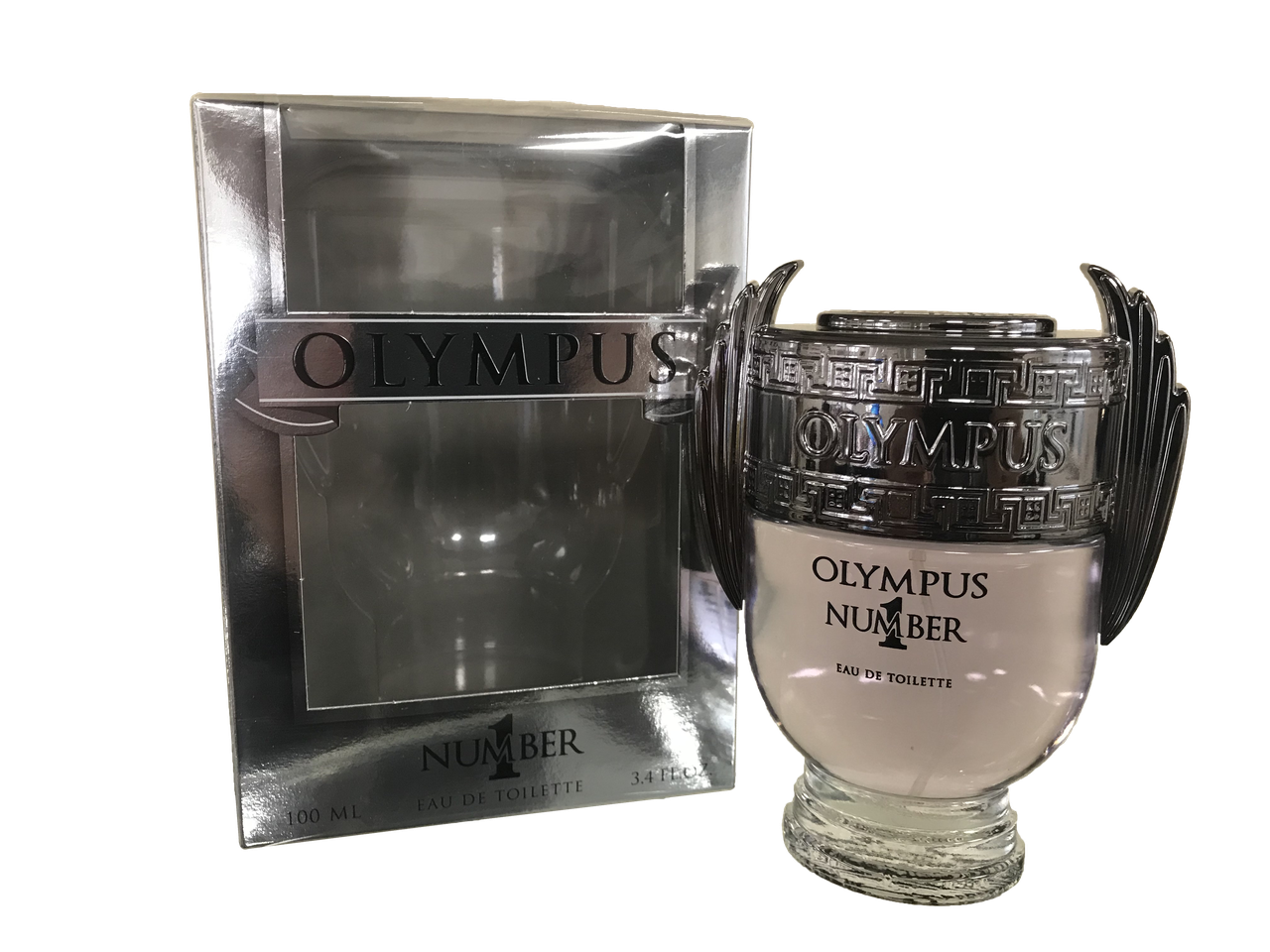 Olympus Number 1 Art Parfum