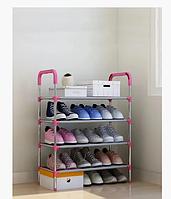 Полка для обуви Shoe rack (4 полки, 12 пар)