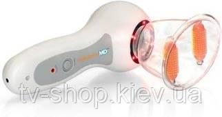 Массажер вакуумный от целлюлита Целлюлес МД (Celluless MD) +масло для массажа