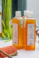 Натуральный безопасный шампунь для всех типов волос не содержит силиконов, без SLS и SLES