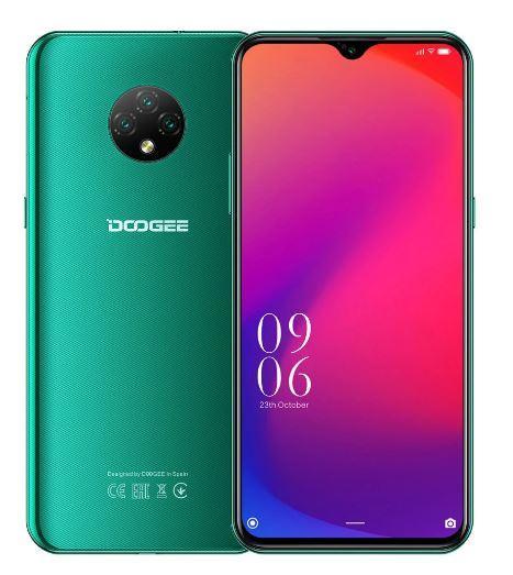 Смартфон DOOGEE X95 Green