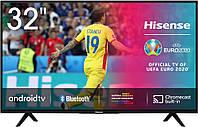 """Телевізор 32"""" Hisense 32B6700HA SMART"""