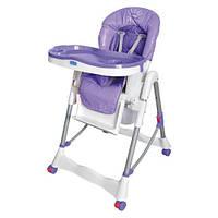 Детский стульчик для кормления RT-002-9 фиолетовый