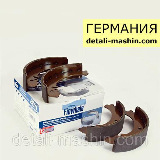 Колодки задние ВАЗ 2101 2102 2103 2104 2105 2106 2107 Нива 2121 (4 шт.) Finwhale