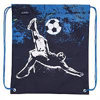 Сумка для обуви Herlitz Kick It Футбол 50021338K
