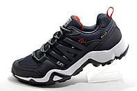 Мужские осенние кроссовки BaaS Terrex, Dark Blue
