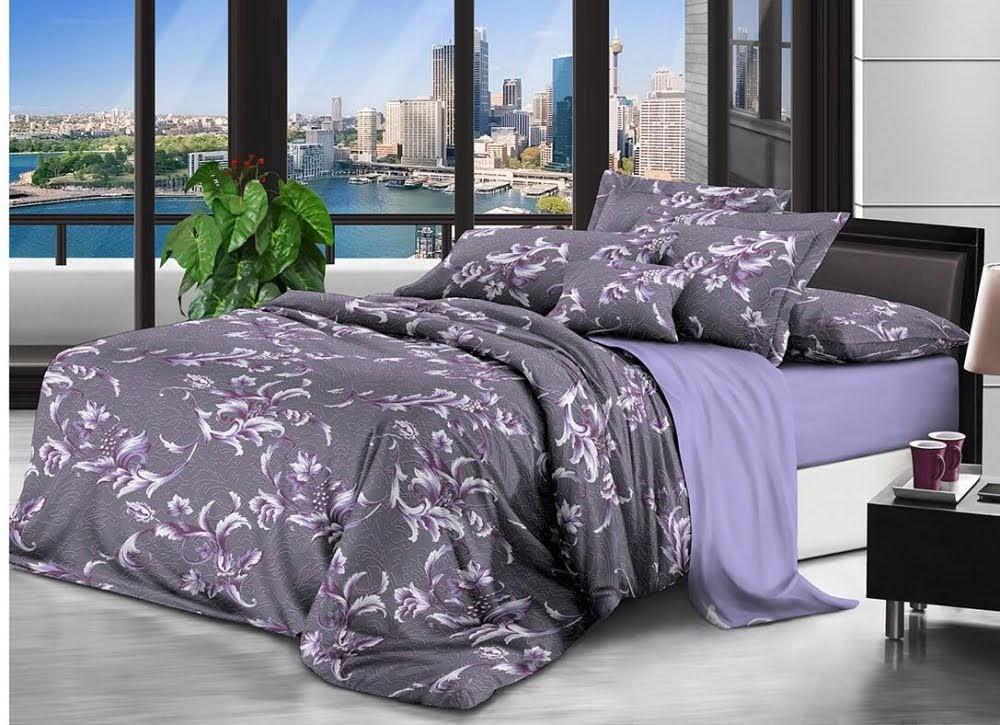 Семейное постельное белье-Неон