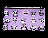 Пенал школьный мягкий Панда zibi zb.703207