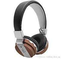 Бездротові bluetooth-навушники V68 ENJOY MISIC AUX