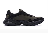 Мужские кожаные кроссовки Nike AIR 270, фото 1