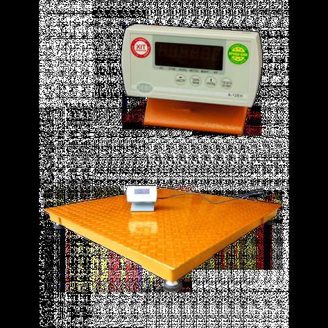 Платформенные весы ЗЕВС ВПЕ Эконом 1000х1000 (300кг), фото 2