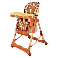 Детский стульчик для кормления RT-002-G жираф