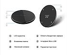 Беспроводное зарядное устройство XON AirCharge R2 2A с функцией быстрой зарядки, фото 6