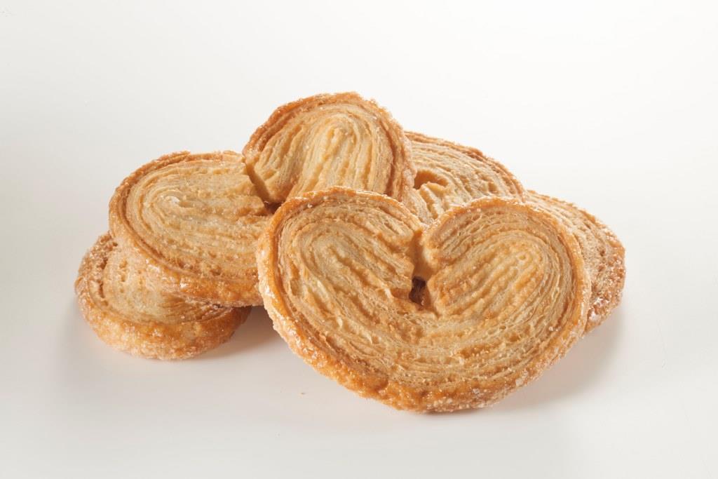 Печиво листкове Вушка 2,7 кг (Грона)