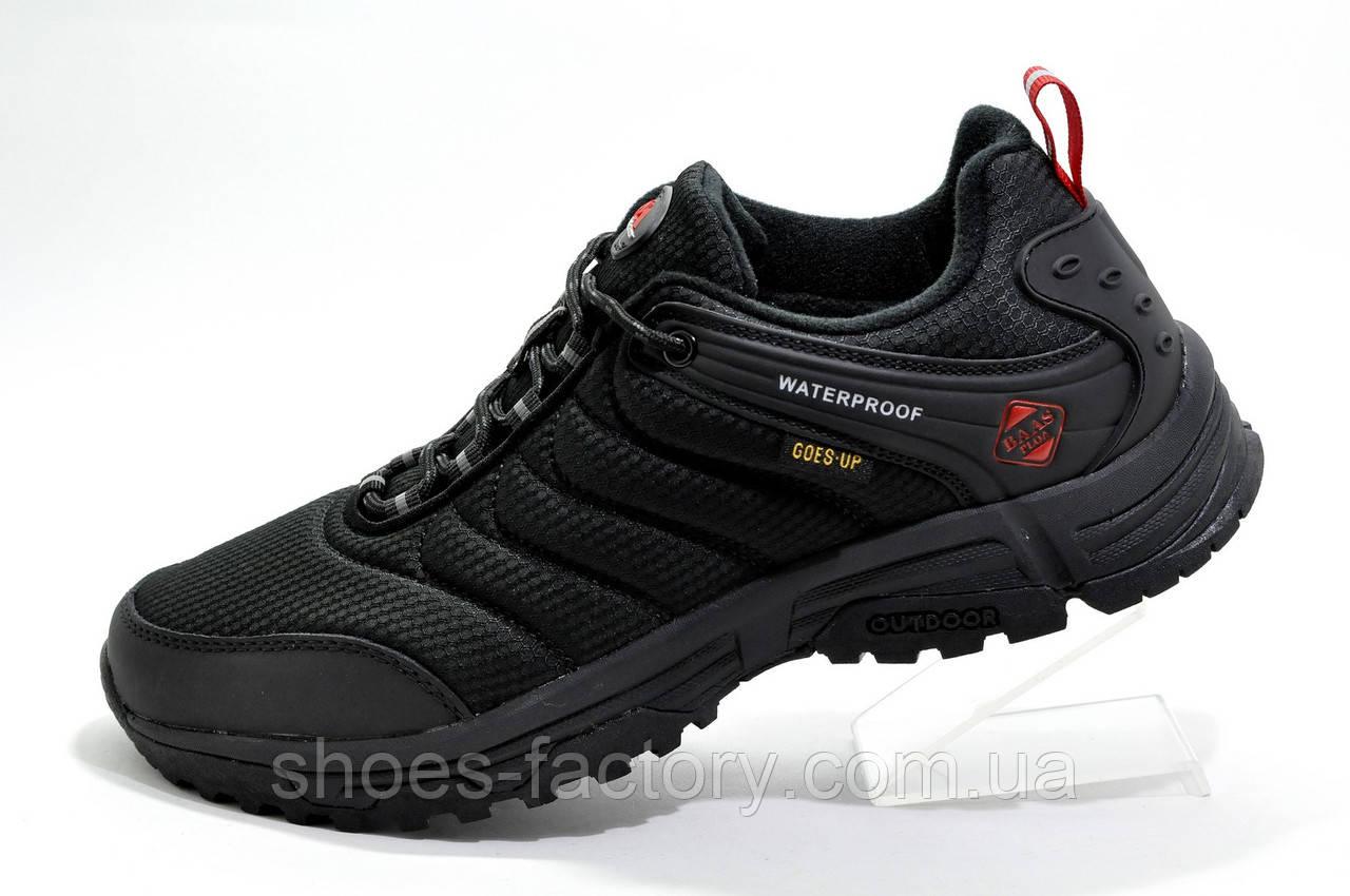 Термо кроссовки Baas Ice Cap Moc 2021, Black\Red
