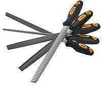 Tolsen Tools Комплект напилків 5 шт 200 мм