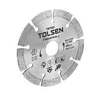 Tolsen Tools Диск алмазний сегментний 100×16.0 мм