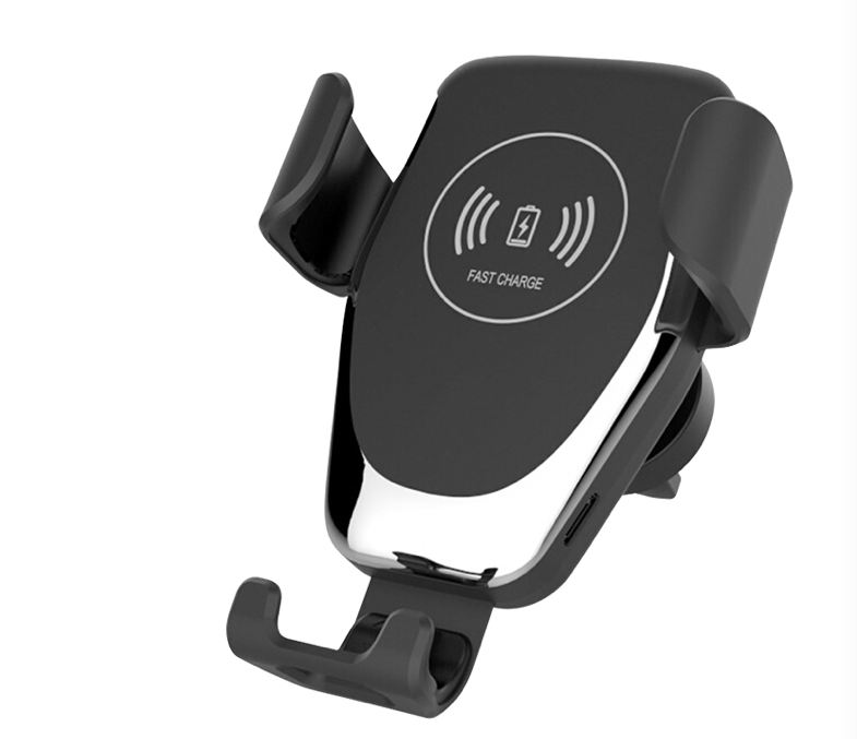 Автодержатель для телефона XON с функцией беспроводной зарядки AirCharge C1 1A Black