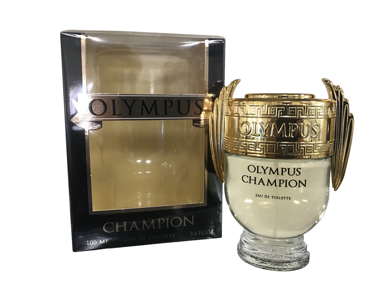 Olympus Champion Art Parfum