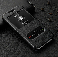 Чехол-книжка Momax для Huawei P9 lite черный (хуавей п9 лайт)