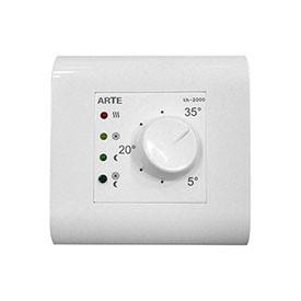 Механический терморегулятор  ARTE TH-2000